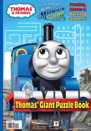 Thomas' Giant Puzzle Book