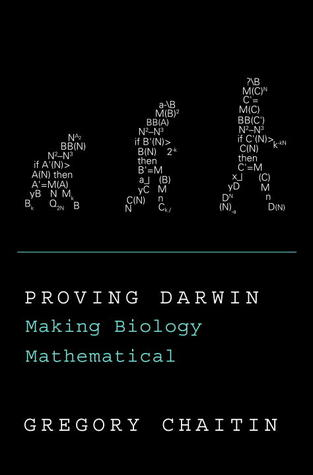 Proving Darwin by Gregory Chaitin