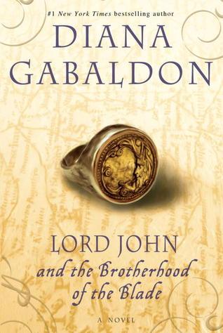 Lord John and the Brotherhood of the Blade(Lord John Grey 2)