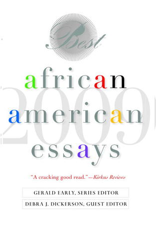 Best African American Essays by Debra J. Dickerson