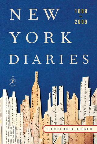 New York Diaries by Teresa  Carpenter