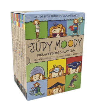 The Judy Moody Uber-Awesome Collection by Megan McDonald