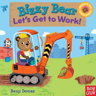 Bizzy Bear by Nosy Crow
