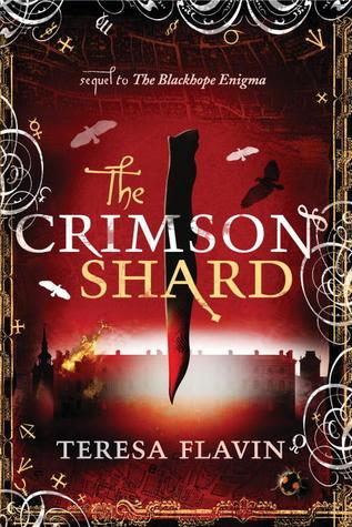 The Crimson Shard (The Blackhope Enigma,...
