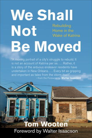 We Shall Not Be Moved by Tom Wooten