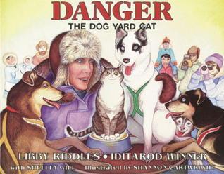 Danger The Dog Yard Cat