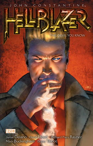 Hellblazer, Volume 2: The Devil You Know