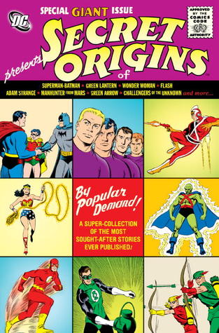 DC Universe: Secret Origins