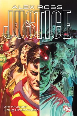 Absolute Justice By Jim Krueger