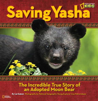 Saving Yasha: The Incredible True Story of an Adopted Moon Bear