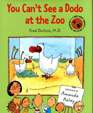 You Can't See a Dodo at the Zoo