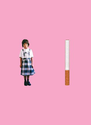 The Little Girl and the Cigarette by Benoît Duteurtre