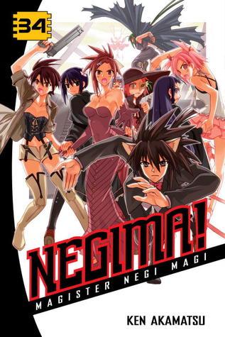 Negima! by Ken Akamatsu