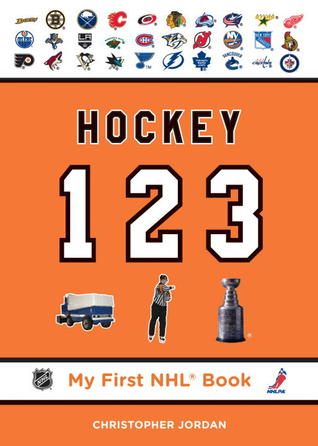 Hockey 123 by Christopher Jordan