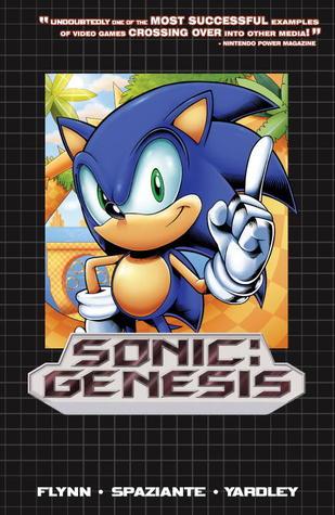 Sonic Genesis by Ian Flynn