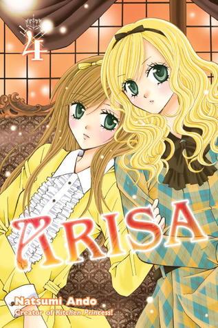 Arisa, Vol. 04 (Arisa, #4)