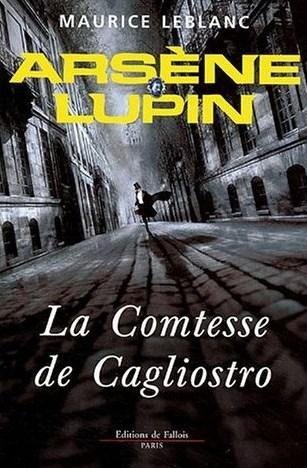 La Comtesse de Cagliostro by Maurice Leblanc