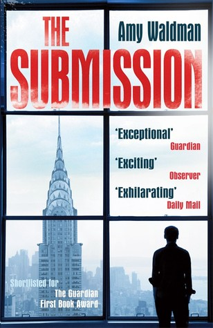 Picture of the cover for The Submission by Amy Waldman