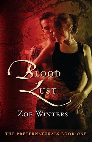 Blood Lust by Zoe Winters