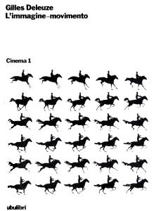 Cinema. Vol. 1: L'immagine-movimento