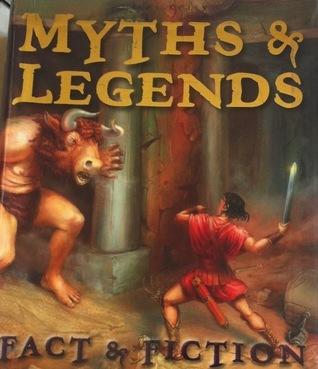 Myths And Legends (Visual Factfinder)
