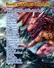 Bards and Sages Quarterly, Volume 2 #4 (October 2010)