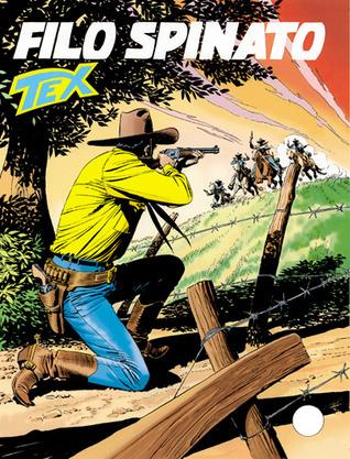 Tex n. 486: Filo spinato