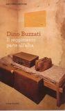 Il reggimento parte all'alba by Dino Buzzati