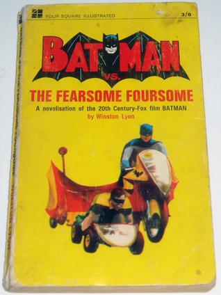 Batman vs. The Fearsome Foursome