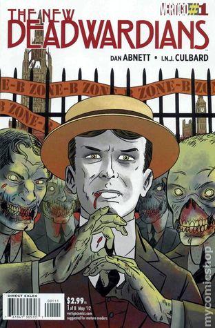 The New Deadwardians (New Deadwardians, #1)