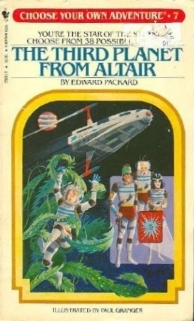 The Third Planet from Altair by Edward Packard