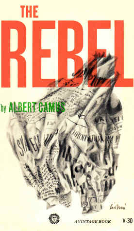 Essay in man rebel revolt