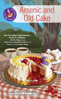 Arsenic and Old Cake by Jacklyn Brady