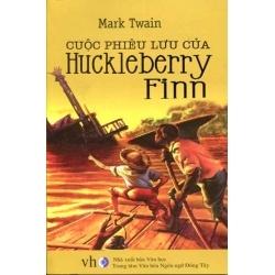 Cuộc phiêu lưu của Huckleberry Finn by Mark Twain