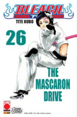 Ebook Bleach #26: The Mascaron Drive by Tite Kubo TXT!