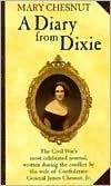 A Diary From Dixie by Mary Boykin Chesnut