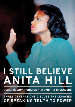 Ebook I Still Believe Anita Hill by Amy Richards DOC!