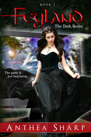 The Dark Realm by Anthea Sharp