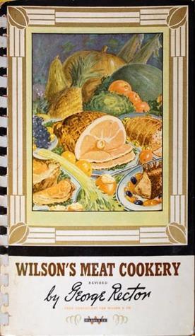 Wilson's Meat Cookery