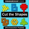 Cut the Shapes by Grabarchuk Puzzle Family