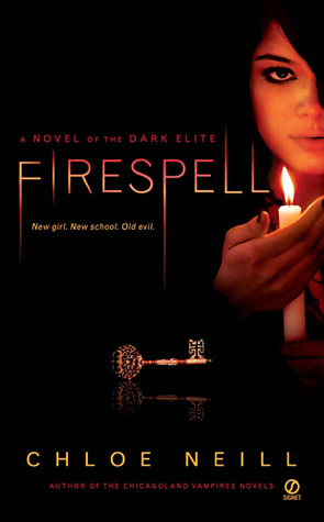 Book Review: Chloe Neill's Firespell