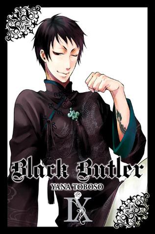 Black Butler, Volume 09 by Yana Toboso