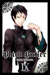 Black Butler, Vol. 9 by Yana Toboso