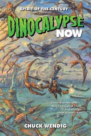 Dinocalypse Now (Dinocalypse Trilogy, #1)