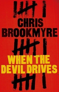 When the Devil Drives(Sharp Investigations 2)
