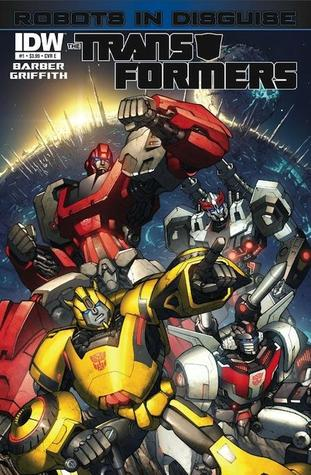 The Transformers: Robots In Disguise 1