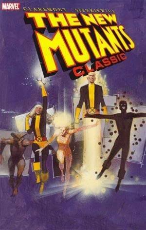 New Mutants Classic, Vol. 3 by Chris Claremont