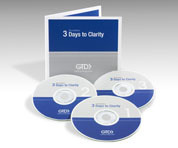 GTD: Three Days to Clarity
