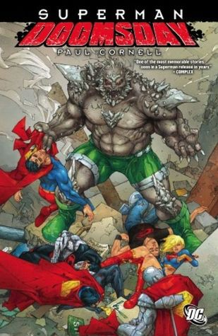 Ebook Superman - Reign of Doomsday by Paul Cornell DOC!