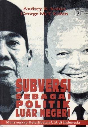 Citaten Politiek Luar Negeri : Subversion as foreign policy: the secret eisenhower and dulles